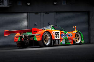 Unreal Video Of The Mazda 767b at Spa