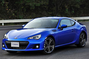 Subaru BRZ Will See a Second-Generation