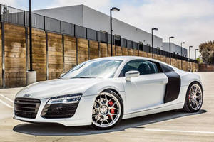 Audi R8 Pimped by TAG Motorsports
