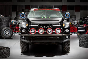 Toyota Tundra TRD Pro Will Flex its Muscles at Baja 1000