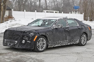 "Production Cadillac Elmiraj ""LTS"" Flagship to Bow at New York 2015"