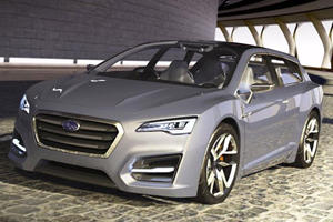 What's Happening with the Subaru Tribeca Replacement?