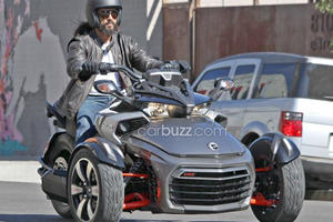 All-New Can-Am Spied Camo-Free!