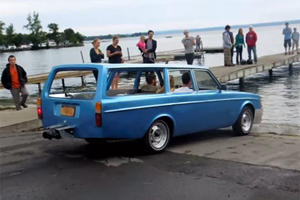 Someone Made a Volvo Kind-of Awesome
