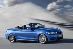 Official: BMW 2 Series Convertible Unveiled