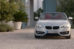 Take a Closer Look at the BMW 2 Series Convertible