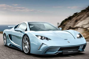 Vencer Unveils the Production-Spec, 622-HP Sarthe