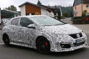 New Honda Civic Type R Coming Soon