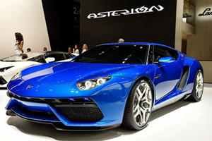 Lamborghini Reveals How Asterion's Hybrid System Works