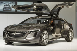 Opel's Monza Concept Could Become a Buick Regal Someday