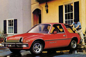 What the Hell Were They Thinking: AMC Pacer