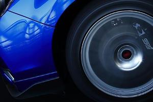 Subaru Forester STi Coming November 25