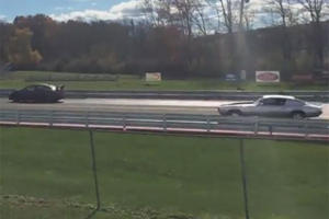 AMS Subaru Runs a 9.681-Sec Quarter Mile @ 147 MPH