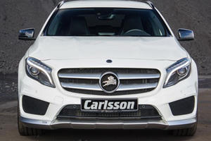 Carlsson Gives Mercedes GLA a Big Pair of Balls