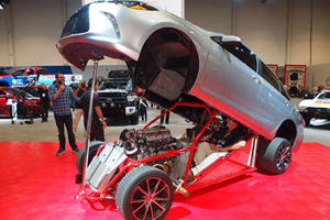 Supercars, Muscle Cars and Spectacular One-Offs: These are the Top 5 Cars of SEMA 2014