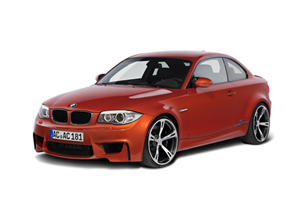 AC Schnitzer Gives Perspective to BMW 1-Series M Coupe
