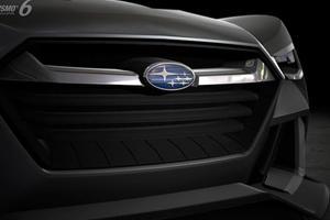 Subaru Viziv GT Vision Gran Turismo Concept Teased Ahead of Potential LA Unveiling