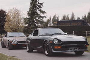 Watch This and You'll Fall in Love With the Datsun 240Z