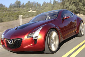 A New Rotary Sports Car? It's Just a Dream According to Mazda