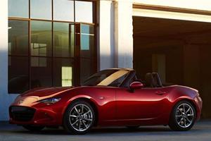 How Big (or Small) is the New Mazda MX-5 Miata?