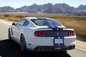 There Will Be No Ford Mustang Shelby GT350 Convertible