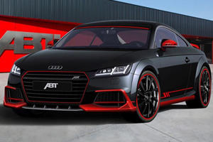 All-New Third-Gen Audi TT Boosted to 310 HP by ABT in Time for Essen 2014