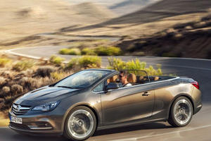 """GM Trademarks the Name """"Velite"""" for a Possible Rebadged Opel Convertible"""