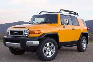 Toyota FJ Cruiser: Japan's Gas Guzzler Response to Hummer H2