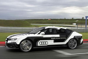 Are You Brave Enough to Lap the Ascari Track in a Self-Driving Audi RS7?