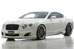 Wald International Unleashes Bentley Continental GT Sports Line Black Bison Edition