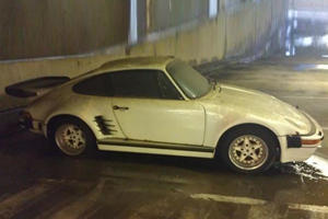 Porsche 911 Slantnose Found Abandoned in Pittsburgh