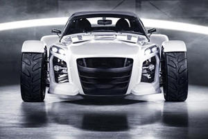 Donkervoort Unveils Blistering D8 GTO Bilster Berg Edition