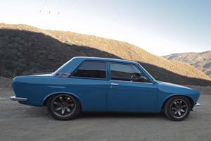 Turbocharging A 1972 Datsun 510 Is Absolutely Amazing, Stupid Fun