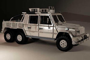 Dartz Unveils G-Squad Armored Hotline, A Relatively Sensible Line Of Armored Cars
