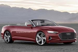 The Next Audi A5 Convertible Really Ought To Look Like This
