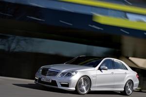 First Look: 2012 Mercedes-Benz E63 AMG