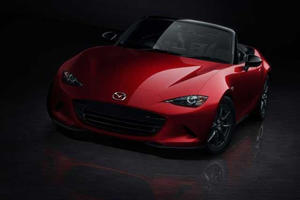 Chicago Auto Show Website Leaks Official 155 Horsepower Figure For Mazda MX-5