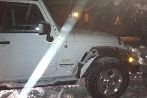 Lance Armstrong Hits Parked Car And His Girlfriend Voluntarily Takes The Blame