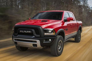 Ram Will Reveal New Truck At Chicago But It's Not What We Really Want