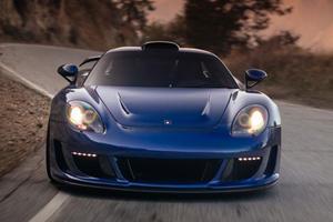 Gemballa Mirage Porsche GT Looks Spectacular On HRE Wheels