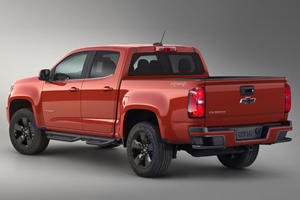 Chicago-Bound Chevrolet Colorado GearOn Edition Is GM's Latest Special Edition Pickup