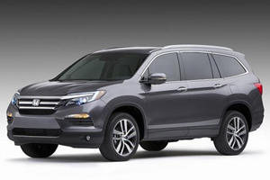 New 2016 Honda Pilot Doesn't Look Like A Bread Box This Time