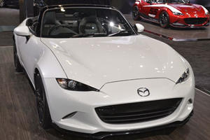 Mazda Unveils MX-5 Miata Accessories Concept To Show Off Options, Including Paint
