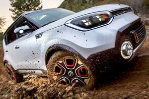 Kia Wants Millennials To Love The Trail'ster Concept And Not Jeeps