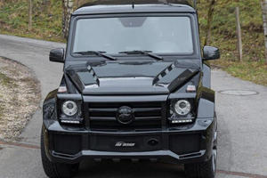 FAB Design Upgrades Mercedes G55 and G63 AMG Just In Time For Geneva