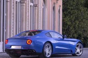Touring Superleggera's Ferrari F12-Based Berlinetta Lusso Concept Is Achingly Beautiful