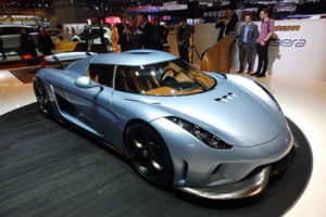 Koenigsegg Sedan Could Be Just Around The Corner