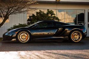 DMC Delivers Very Naughty Upgrade For McLaren 12C