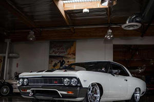 This Is As Subtle As A 1,000-HP Muscle Car Could Ever Hope To Be