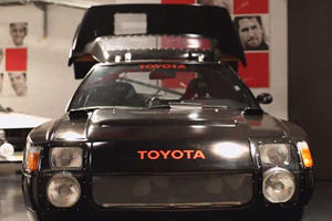This Underground Toyota Performance Collection Will Blow Your Mind